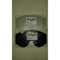 Viseiras Oculos Protork 788 Kit C/10 Cristal + 10 Fume