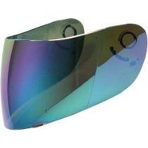 Viseira Azul Iridium Espelhada Para Capacete Tdf Series
