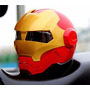Capacete Masei Homem De Ferro Iron Man Moto