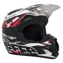 Capacete Moto Bieffe Tmx Slash Cross Trilha Alta Qualidade