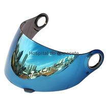Viseira Shark S500 / S500 Air / Rsf 2 / Rsf 3 Azul Iridium