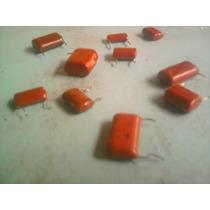 Capacitores De Poliester Metalizado