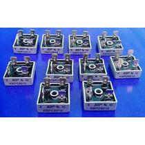 Kbpc 5010 Ponte Retificadores 1000 V 50a 10 Pçs R$50,00