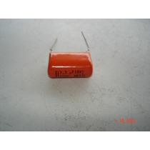 Capacitor Philips Para Super Tweeter Corneta 3,3uf X 250v