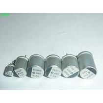 Capacitor Eletrolitico Solido 270uf 16v, 105 Graus, 10 Peças