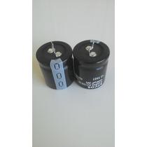 Capacitor Eletrolitico 2.200uf/200v Epcos Larg.35mmx45mm Alt