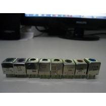 Componentes Eletronicos - Bobinas Rf 7x7mm Com 10 Un