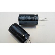 Capacitor Eletrolítico 10000uf X 25v 105° - 30 Peças