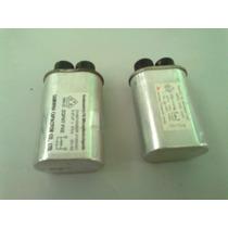 Capacitor De Alta Tensão Microondas 0,80uf - 0,85uf - 0,90uf
