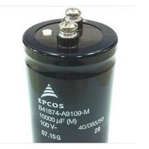 Capacitor Eletrolítico Radial 10.000uf X 100v * Giga * Epcos