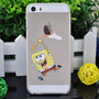 Capinha Case Iphone 4/4s Bob Esponja Melhor Preço