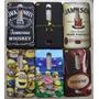 Capa Case Acrílico Nokia Asha 501 Vários Modelos