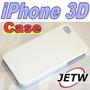 10 Case 3d Iphone 5 Resinada P/ Sublimação Capa Acrílico 3d
