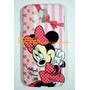 Capa Case Samsung Galaxy S4 I9500 Minnie Disney