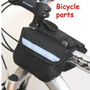 Bolsa Dupla Bicicleta Bike P Celulares, Mp3, Carteira E Outr