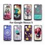 Capinha Case Personalizada Com Ate 9 Fotos Lg Nexus Google 5