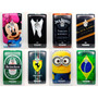 Capa Case Nokia Lumia 925 Tematicas + Pelicula