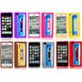 Capa Case Tpu Retro Fita Cassete Iphone 5 - Diversas Cores