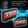 Capa Case Retrô K7 90min Para Iphone 4 E 4s Cassete