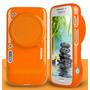 Capa Remax Silicone Samsung Galaxy S4 Zoom C101 / C1010