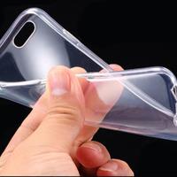 Case De Silicone Original Tpu Trans. Para Iphone 6
