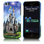 Iphone 5 E 5s Capa Castelo Disney Exclusividades Disney Park