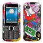 Capa, Case, Capinha Acrílico Para Motorola I886 Nextel