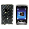 Capa Gel Tpu Iskin Sony Ericsson Xperia X10 Mini + Película