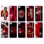 Capa P/ Iphone 5 E 5th- 4 Grandes Clubes Rj -frete 8,00