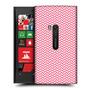 Capinha Capa Case Rosa Estampa Nokia Lumia 920!