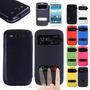 Flip Case Top Premium Samsung Galaxy S3 I9300 A Melhor!!!