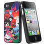 Capa Aura Iskin Iphone 4/4s Happy Friends Fnac Frete Gratis