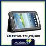 Capa De Couro Para Samsung Galaxy Tab 3 7.0 T210 T211