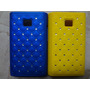Capa Case Acrílico Lg L3 E405 E405f C/ Strass Fashion