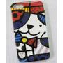 Capa-case Iphone 4/4s Romero Brito Cachorro Cão
