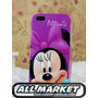 Case Capinha Mickey Minnie Disney Desenho Iphone 5 Iphone 5s