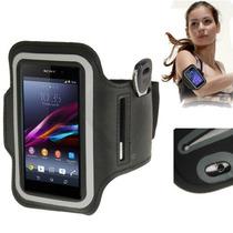 Braçadeira Para Sony Xperia Z1 Z2 Z3 Z5 Apoio Celular Corrid