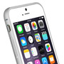 Bumper Case Alumínio Ultrafino Iphone 6 Plus 5.5 + Película