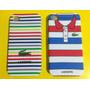 Capa Para Iphone 4/4s Camiseta Listrada Polo Melhor Preço Ml