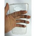 Capa Case Transparente Lg G3 D850 D855 + Película De Vidro
