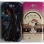 Capa Case Acrílico Samsung Galaxy Note 2 Gt-n7100 Variadas