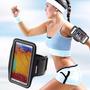 Suporte Iphone 6 Plus Ciclismo Porta Celular Braço Cor Preto
