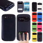 Flip Case Top Premium Samsung Galaxy S3 Neo I9300i