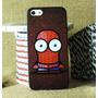 Case Capa Iphone 5 5s Homem Aranha Desenho Animado Marvel