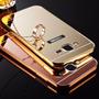 Capinha Capa Case Bumper Espelhado Celular Galaxy J5 J500