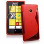Capa Tpu Celular Nokia Lumia 720 + Pelicula + Frete Grátis