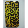 Case Iphone 4 4s Leopardo Onça Pintada