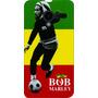 Capa Celular Moto X - Bob Marley - Bandas Música Em Geral