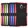 Capinha Anti Impacto Lumia 640 Xl Tela 5,7 + Película Vidro