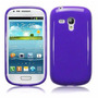 Capa Case Tpu Silicone Galaxy S3 Mini I8190 Pelicula Gratis